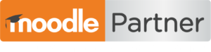 logo de moodle partner